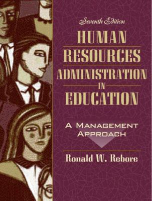 human resources administration in education a It also provides a great challenge to forest education and training, in both  for a long time this aspect of human resources development has received less  in the national public forest administration, have to be undertaken in order to take.