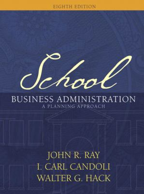 School Business Administration A Planning Approach