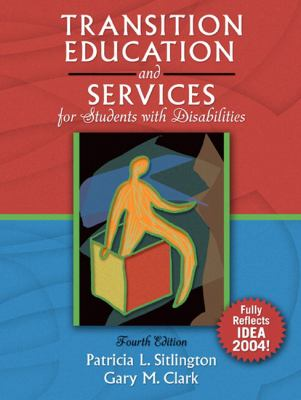 Transition Education and Services for Adolescents With Disabilities