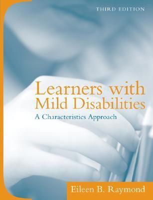Learners With Mild Disabilities A Characteristics Approach