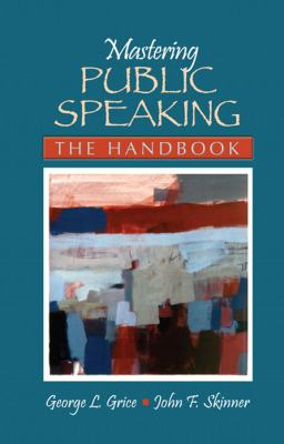 Mastering Public Speaking Handbook