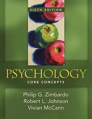 Psychology: Core Concepts (6th Edition)