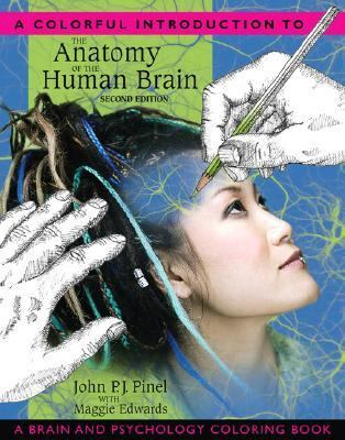 Colorful Introduction to the Anatomy of the Human Brain: A Brain and Psychology Coloring Book