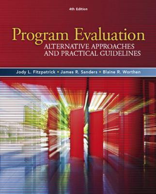 Worthen:Program Evaluation_4