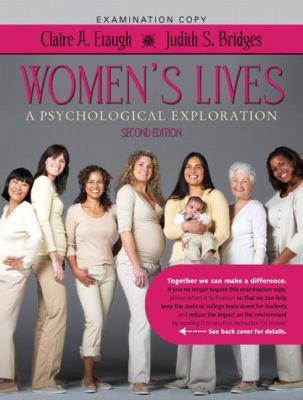 Women's Lives: A Psychological Exploration (2nd Edition)