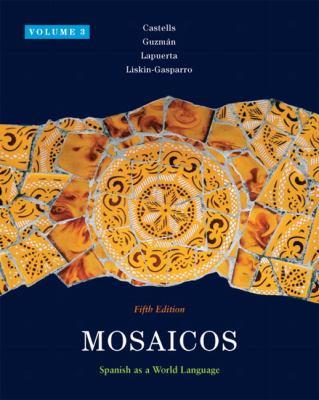 Mosaicos, Volume 3 (5th Edition)
