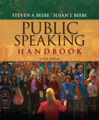 Public Speaking Handbook, Third Edition - Examination Copy