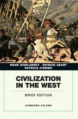 Civilization in the West, Penguin Academic Edition, Combined Volume