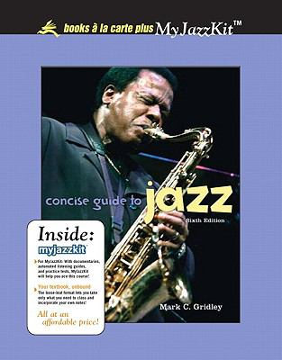 Concise Guide to Jazz by Mark C. Gridley (2012, Paperback)