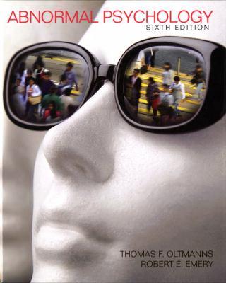 Abnormal Psychology (6th Edition)