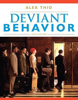 Deviant Behavior (10th Edition)