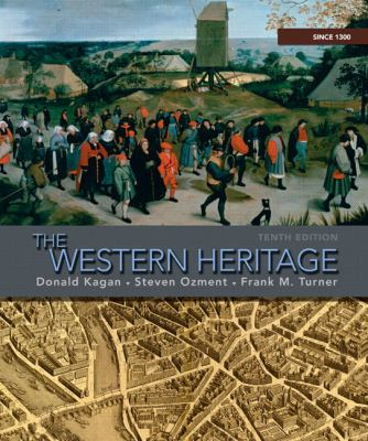 Western Heritage, The (since 1300)