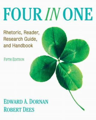 Four In One: Rhetoric, Reader, Research Guide, and Handbook (5th Edition)