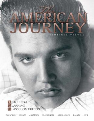 The American Journey: Teaching and Learning Classoom