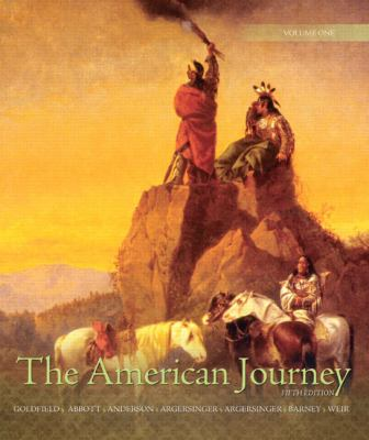 The American Journey, Volume 1