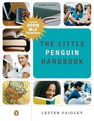 Little Penguin Handbook,The: MLA Update (2nd Edition)