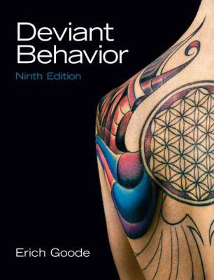 Deviant Behavior (9th Edition)