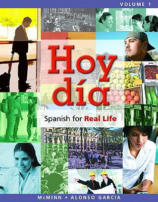 Hoy da: Spanish for Real Life, Volume 1