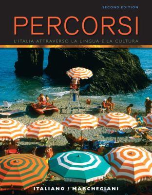 Percorsi: L'Italia attraverso la lingua e la cultura (2nd Edition)
