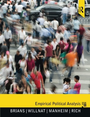 Empirical Political Analysis, 8th Edition