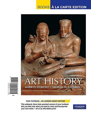 Art History, Volume 1, Books a la Carte Edition