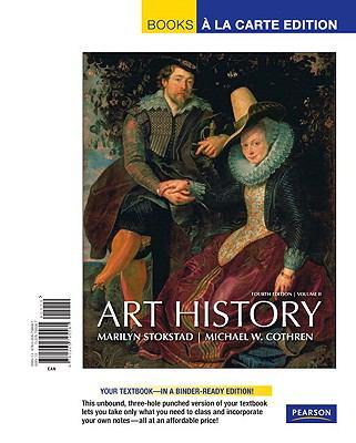 Art History, Volume 2, Books a la Carte Edition