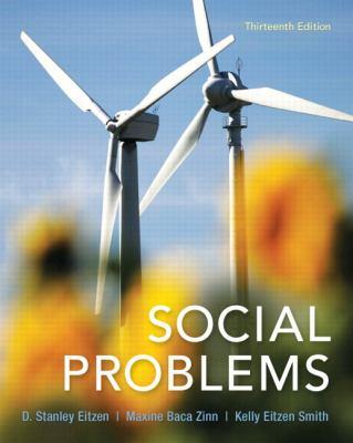 Social problems 13th edition eitzen