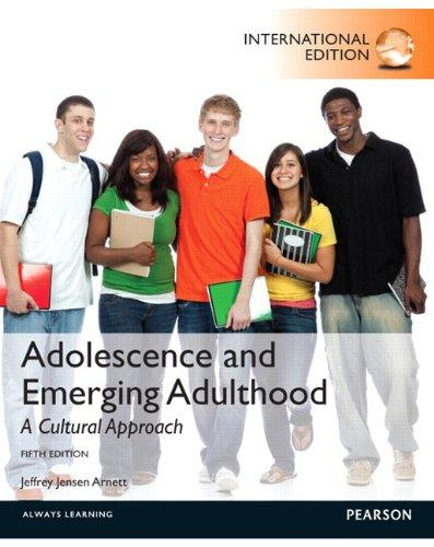 adolescence and emerging adulthood essay Emerging adulthood the transition between adolescence and adulthood in james e cote s article, emerging adulthood as an institutionalized moratorium, he.