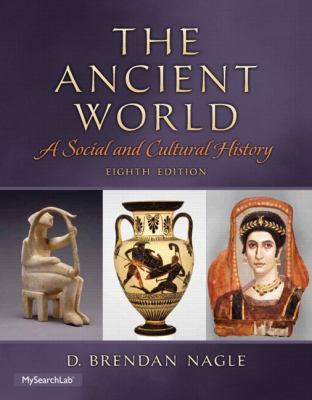 MySearchLab with EText--Standalone Access Card--For the Ancient World : A Social and Cultural History