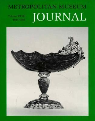 Metropolitan Museum Journal 1984/1985