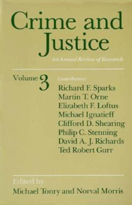 Crime And Justice A Review of Research