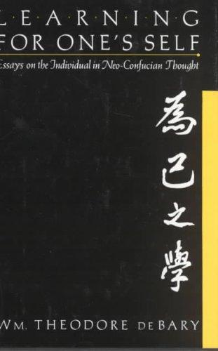 confucian essay in thought