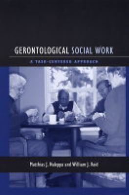 task centered approach in social work Task-centered model literature the task-centered model is an empirically grounded approach to social work practice that appeared in the mid-1960s at columbia university and was developed in response to research reports that indicated social work was not effective with clients.