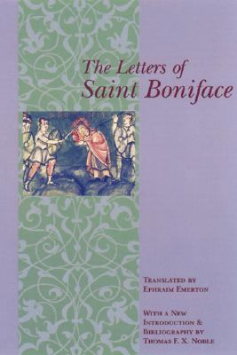 Letters of Saint Boniface