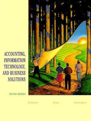 Accounting Information Technology, and Business Solutions