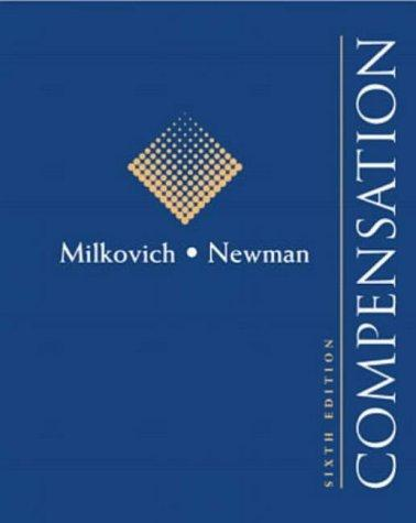 george milkovich and jerry newman compensation Up to 90% off textbooks at amazon canada plus, free two-day shipping for six months when you sign up for amazon prime for students.