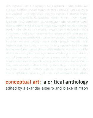 Conceptual Art A Critical Anthology