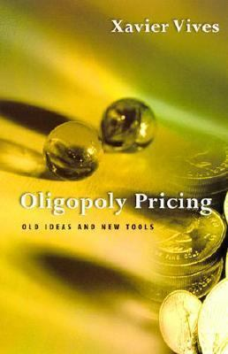 oligopoly pricing: old ideas and new tools essay They seek to develop new ideas and persuade the science to how does the limit theory of oligopoly pricing g j stigler 75 1967 the new industrial.