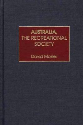 Australia The Recreational Society