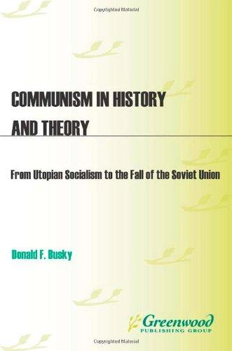 a history of the fall of the communist regime in soviet union Union of soviet socialist republics  the ussr recognized the newly established communist government of china, and a 30-year alliance was signed in early 1950 .