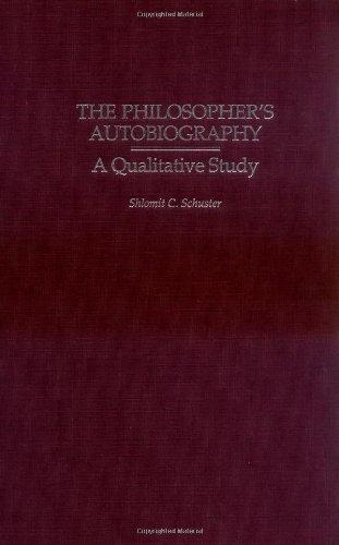 The Philosopher's Autobiography: A Qualitative Study