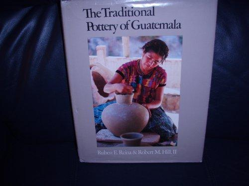 The Traditional Pottery of Guatemala (Texas Pan American Series)