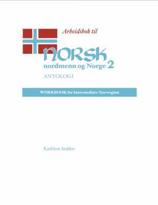 Norsk Nordmenn Og Norge  Antologi