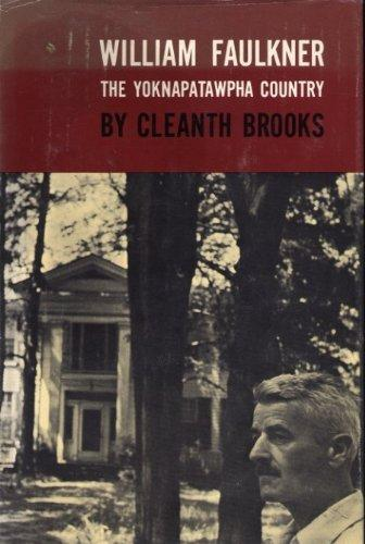 William Faulkner: The Yoknapatawpha Country