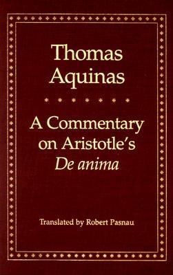 Commentary on Aristotle's De Anima