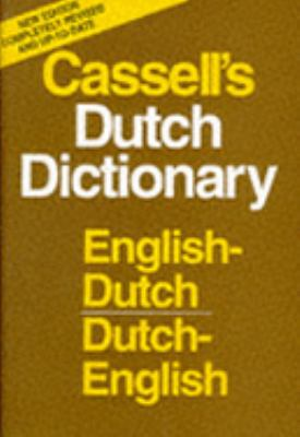 Cassell's Dutch Dictionary