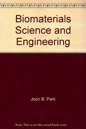 Biomaterials Science and Engineering