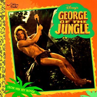 George of the Jungle - Look-Look Book