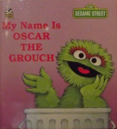 My Name Is Oscar (Sesame Street)
