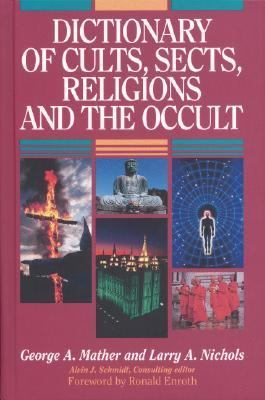 archive.org dictionary of cults sects religions and the occult